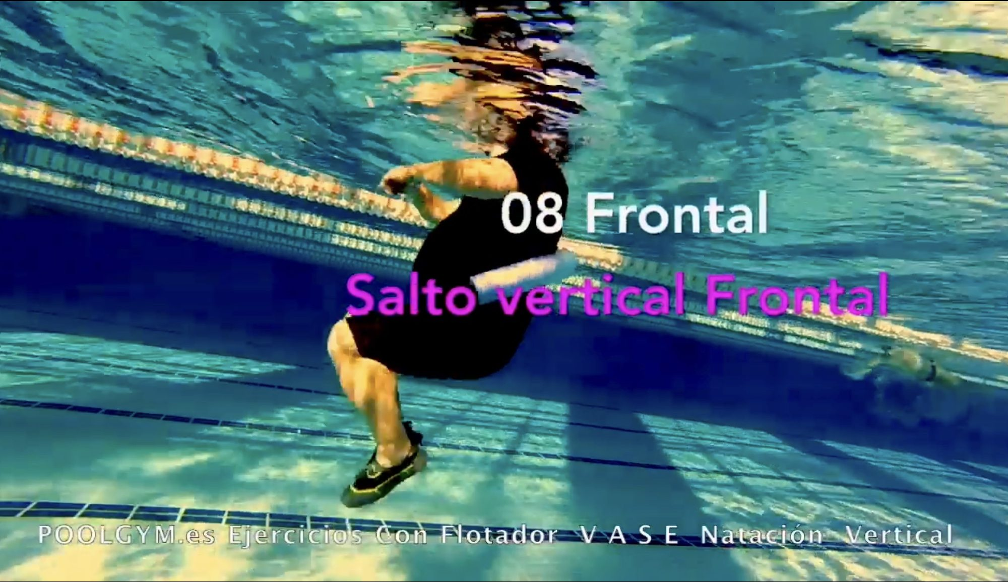 08 Frontal SALTO VERTICAL poolgym.ES