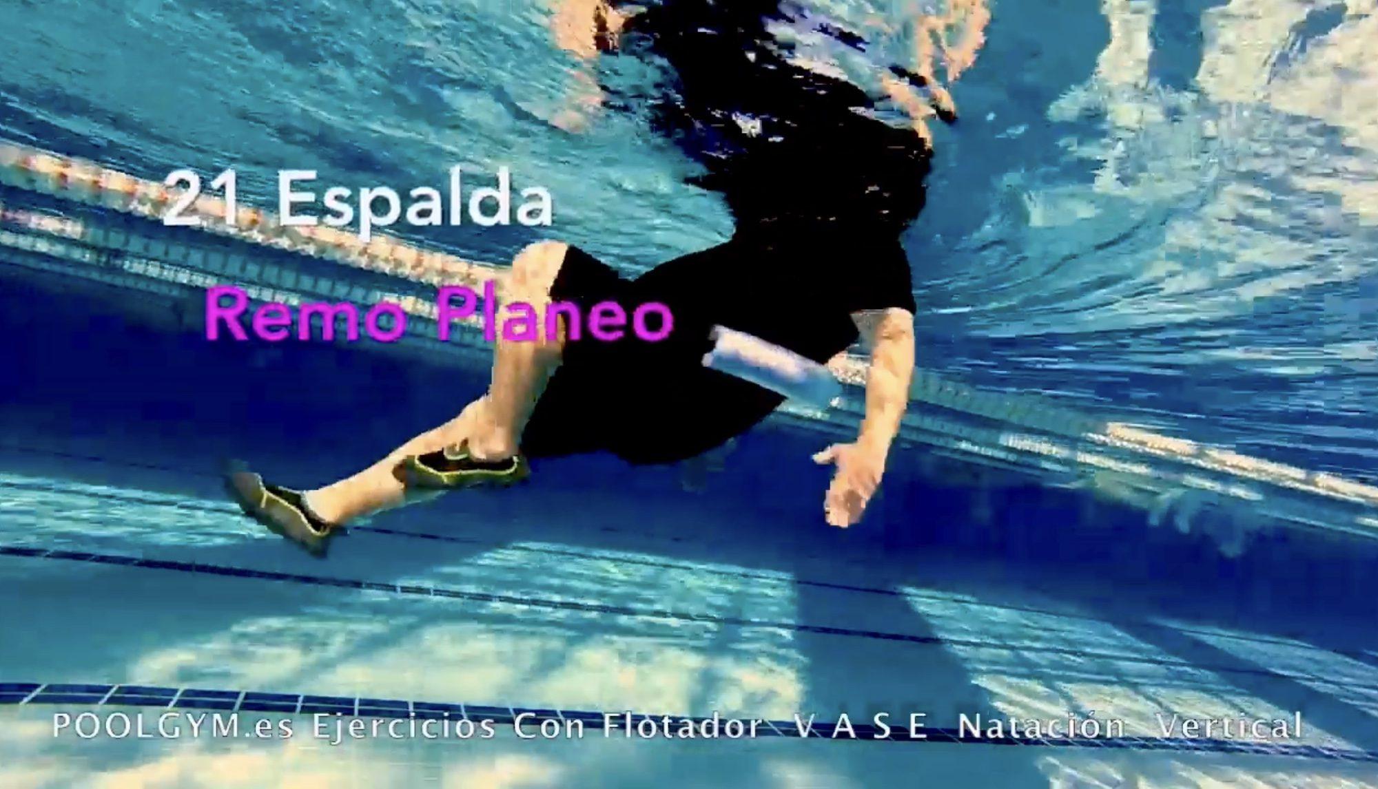 21 Espalda REMO PLANEO poolgym.ES