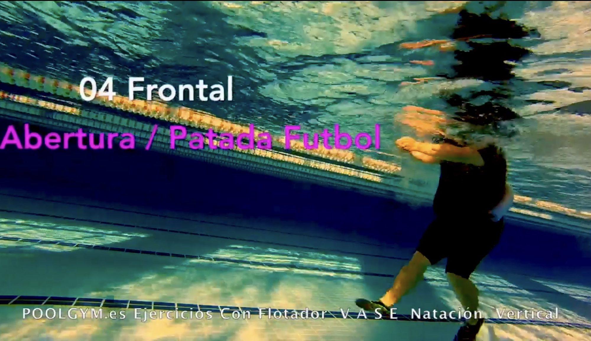 04 Frontal ABERTURA PATADA FUTBOL poolgym.ES