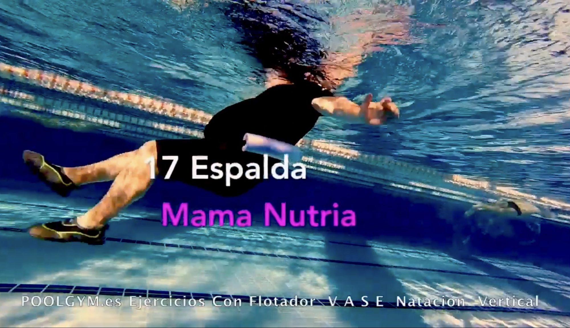 17 Espalda MAMA NUTRIA poolgym.ES