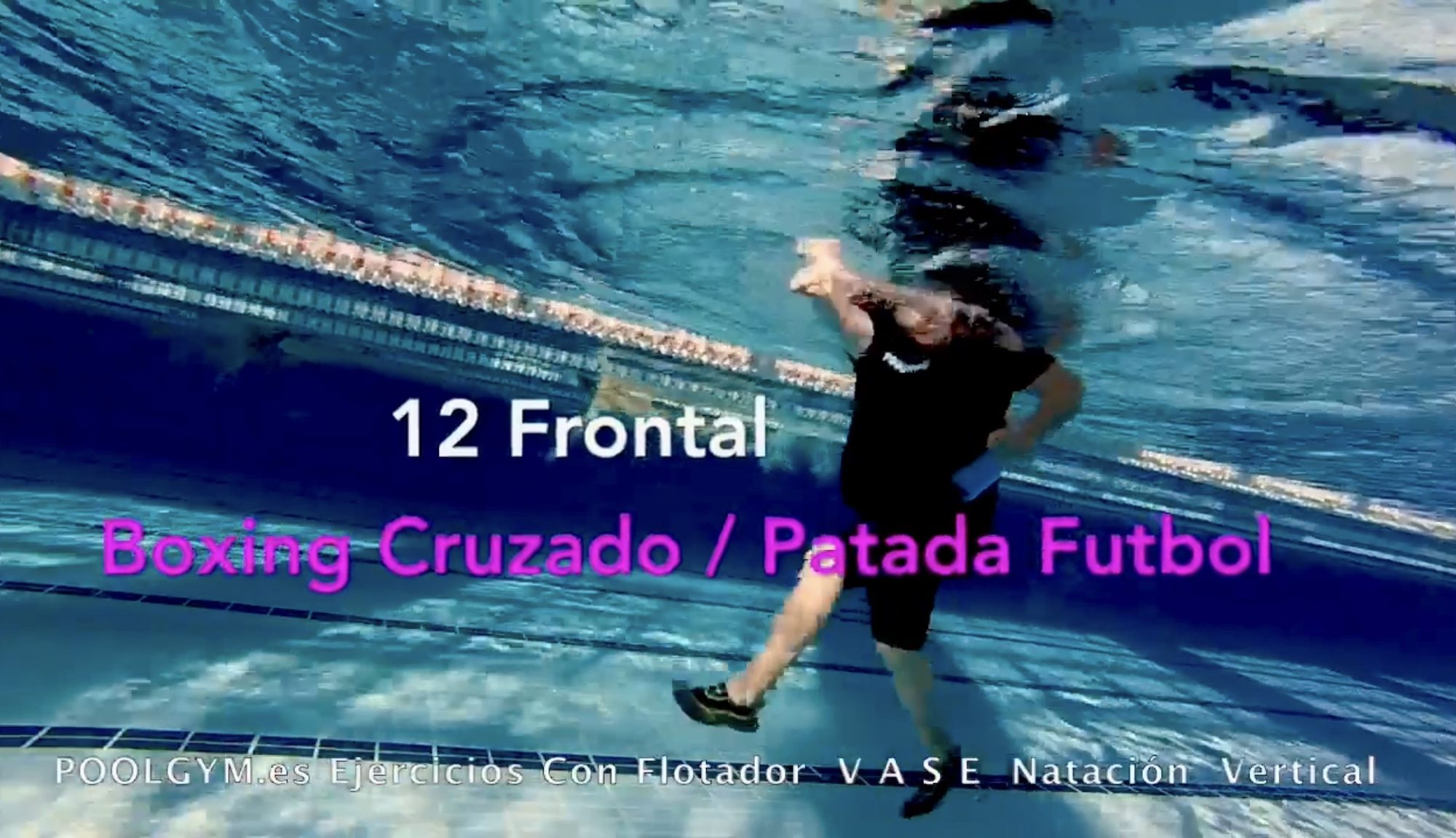 12 Frontal boxing CRUZADO poolgym.ES