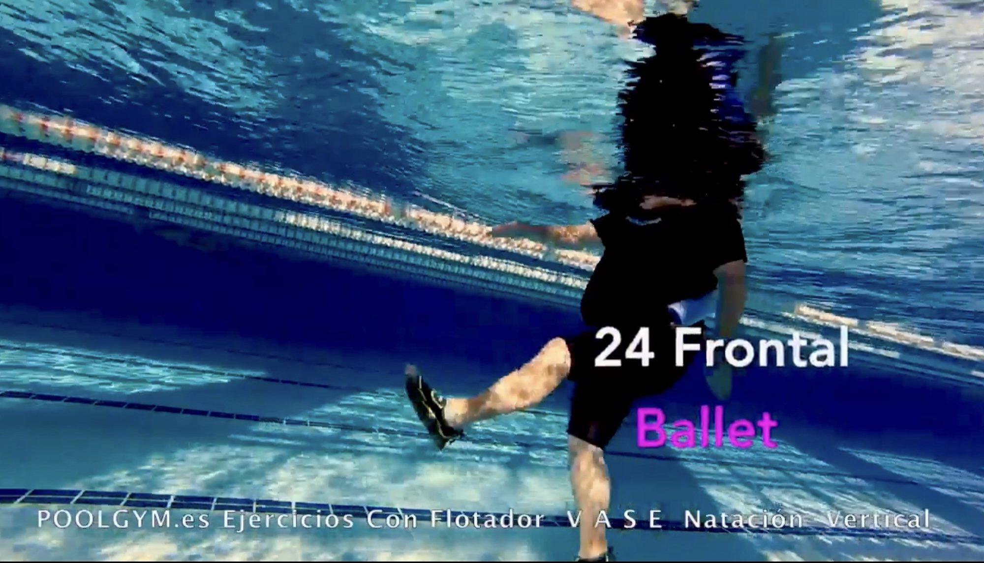 24 Frontal BALLET poolgym.ES