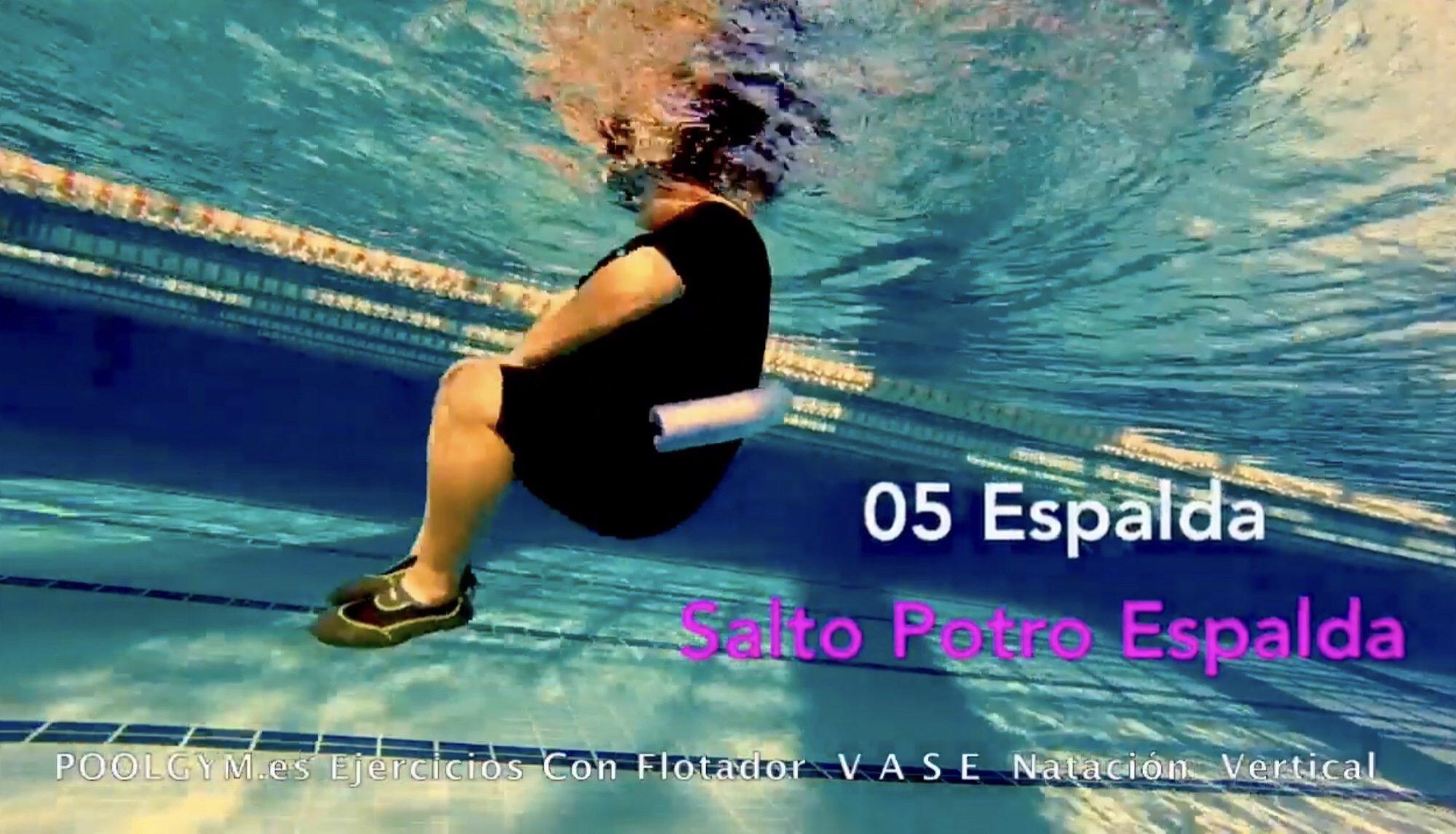 05 Espada SALTO DEL POTRO poolgym