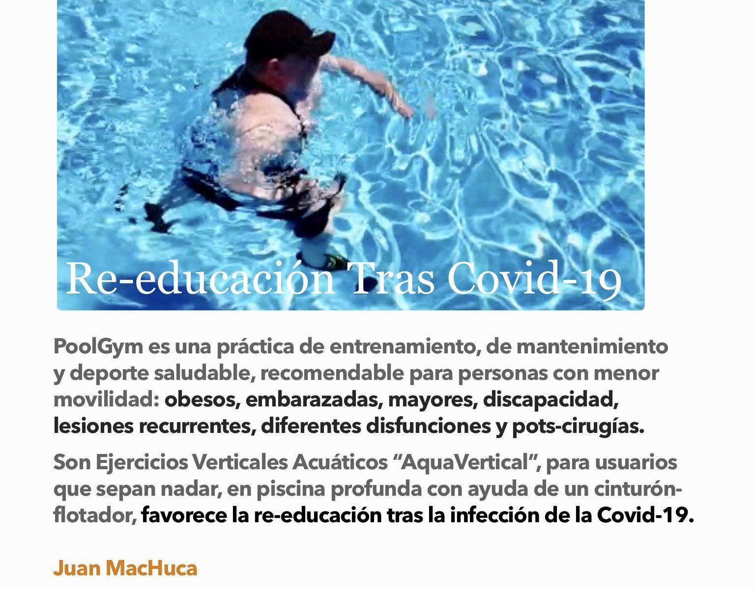 Re-Educación Tras Covid-19